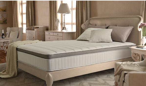 心地よいベッド