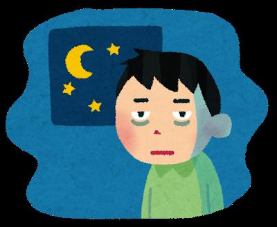不眠症とマインドワンダリング
