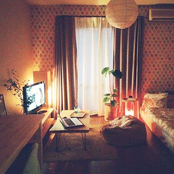 ワンルームマンションのベッド習慣