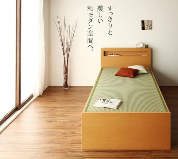 整理収納アドバイザーが評価する和風・畳ベッド