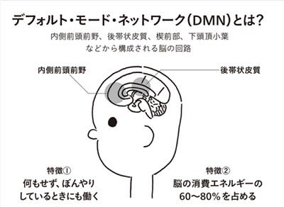 デフォルト・モード・ネットワーク(DMN)