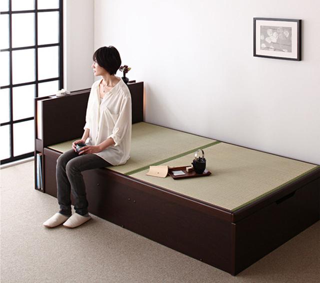 畳ベッドでマインドフルネス瞑想をしましょう