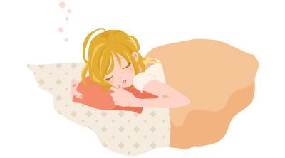 睡眠マスターは健康の条件