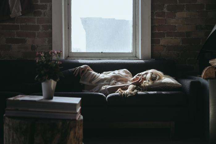 ぐっすり眠って冷え症対策