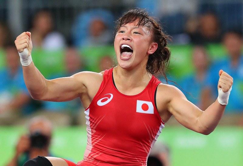 柔道女子 逆転金メダル