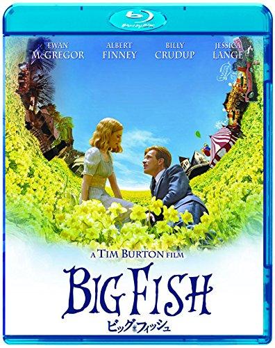 ビッグ・フィッシュ [SPE BEST] [Blu-ray]