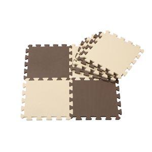 ジョイントマット チョコレート