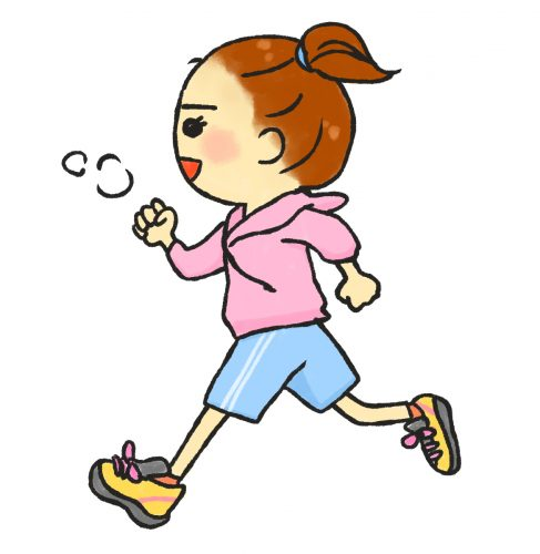 運動不足を解消