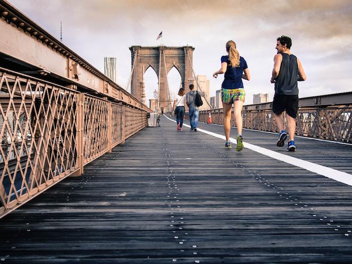 運動でストレス発散