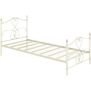スチールパイプベッド
