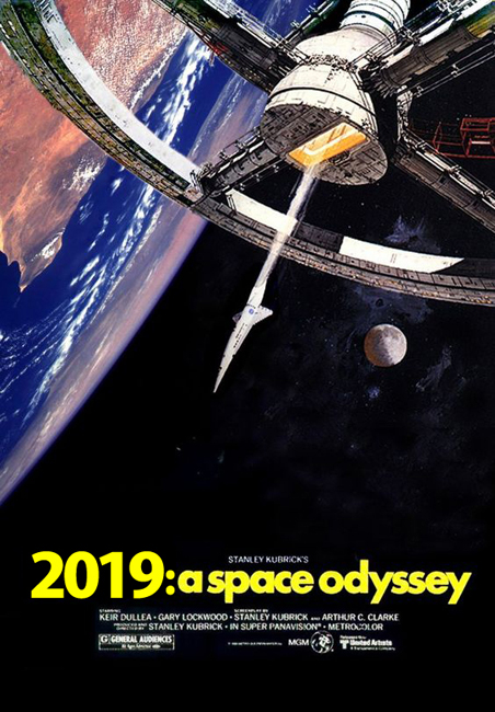 2019宇宙の旅