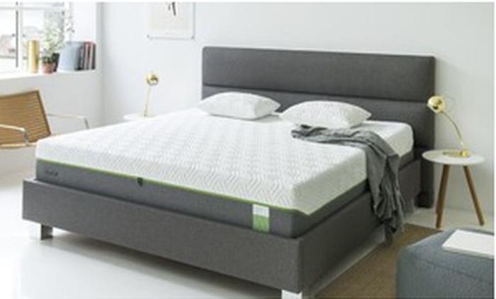 TEMPUR 低反発マットレス セミダブル『ハイブリッドリュクス30 〜テンピュール2層マイクロコイルで弾力性のある寝心地〜』 正規品 10年保証付き