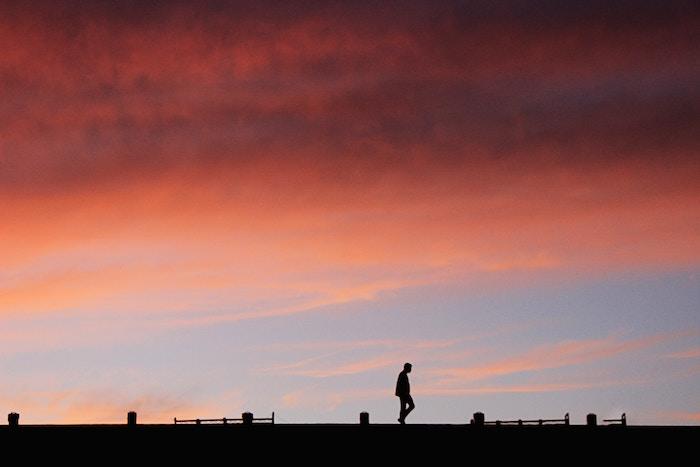 歩行瞑想と経行