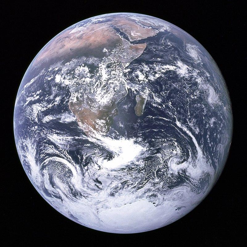地球は川のような存在