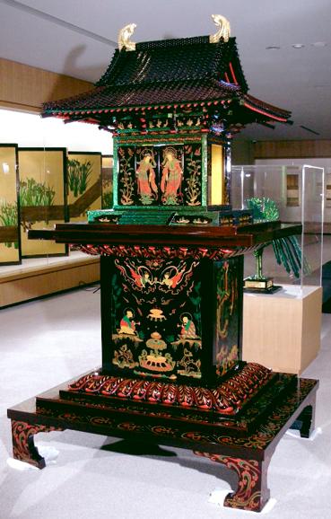 日本最古の仏壇